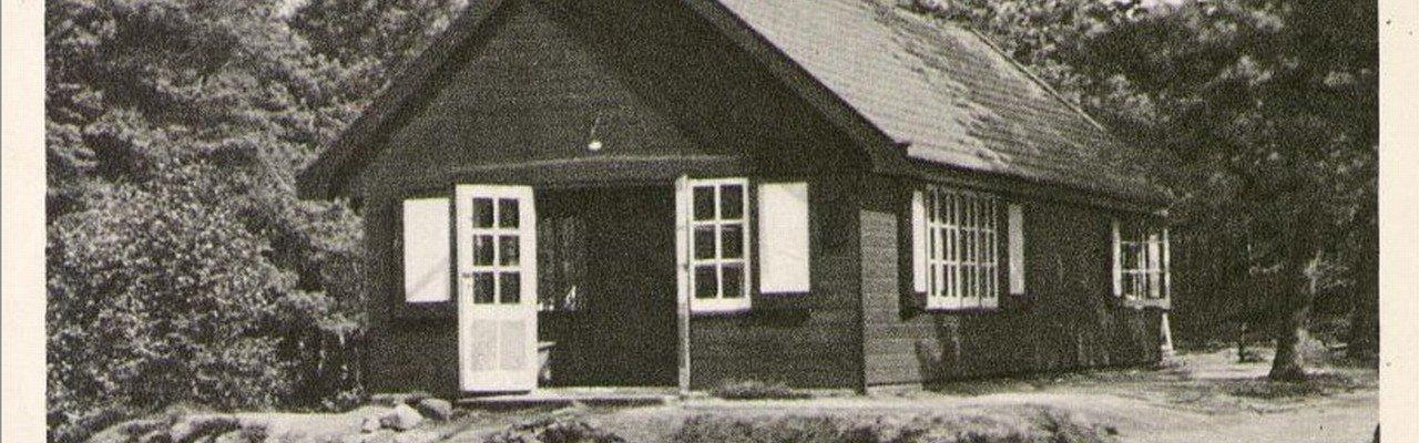 praathuis hotel de Stoppelberg 1930