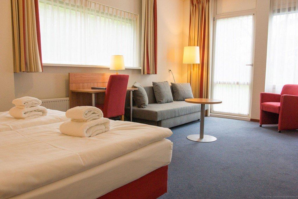 comfort kamer met terras